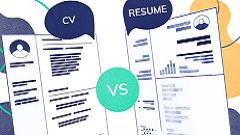تفاوت رزومه و CV  در چیست؟ و چه کاربردهایی دارند؟